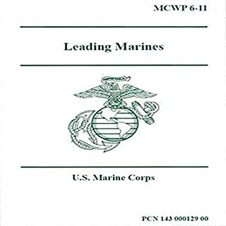 Leading Marines cover art