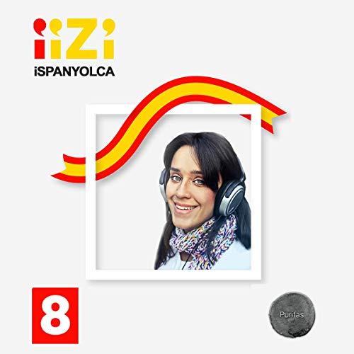 IIZI Ispanyolca 8 audiobook cover art