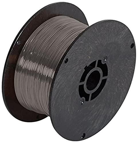Telwin 802975 - Bobina de hilo animado D. 0,8 mm 0,8 kg para soldadura, 0,1 V, 0,8 mm - 0,8 kg, gris