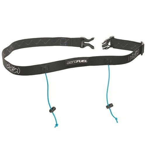 Pro Aerofuel borstband zwart, multifunctioneel apparaat, Ela faprac0066