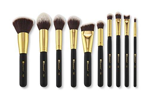 BH Cosmetics Sculpt and Blend 2 Brush Set, 10...