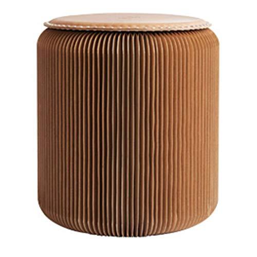 HKDJ-klapkruk van kraftpapier, geen sierkussen, honingraatstructuur, draagvermogen 600 kg