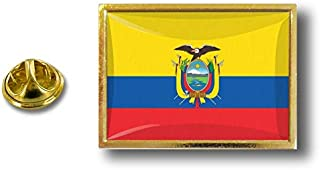 Spilla Pin pin's Spille spilletta Giacca Bandiera Distintivo Badge Ecuador
