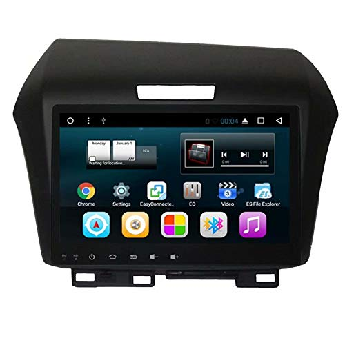 TOPNAVI Android 7.1 Quad Core 9 Pouces Auto Électronique pour Honda Jade 2013 2014 2015 2016 GPS Navigation Radio Stéréo WiFi 3G RDS Lien Miroir FM AM BT Audio Vidéo