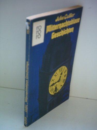 John Collier: Mitternachtsblaue Geschichten