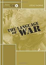 The Language of War