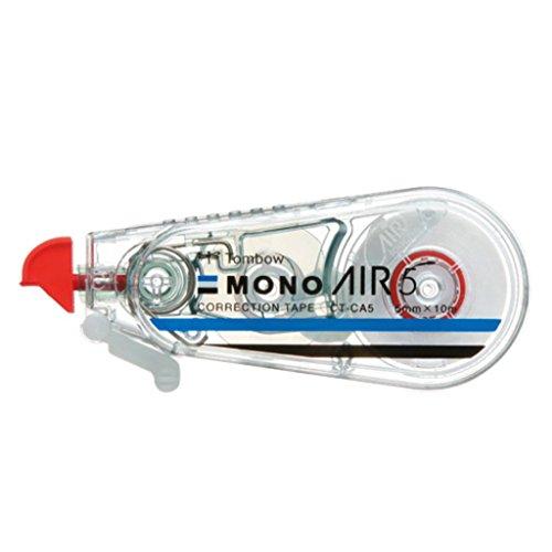 トンボ鉛筆 修正テープモノエアー5 CT-CA5 00252255【まとめ買い10個セット】