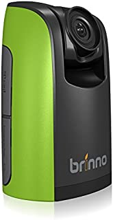 Brinno BCC100 Time Lapse Camera, Perfect for Construction and Outdoor Security – Includes Wall Mount and Weather Resistant Outdoor Housing
