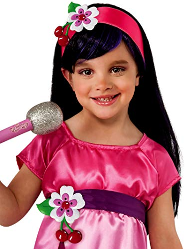Rubie's-déguisement officiel - Ever After High-Perruque Briar Beauty - 52883NS