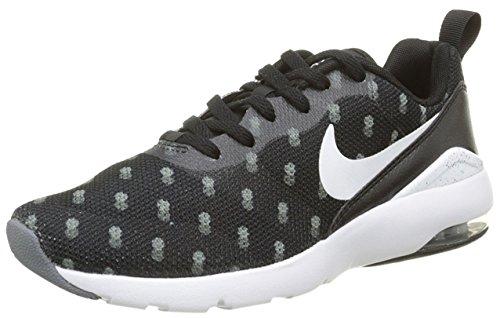 Nike Damen WMNS Air Max Siren Print, Black Schwarz Weiß Cool Grey WLF Grau, 40.5 EU