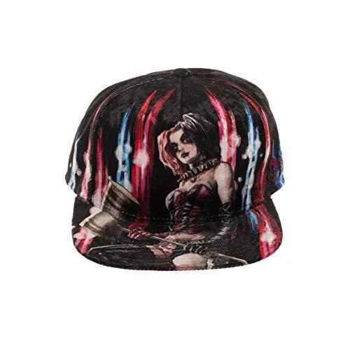 41PYwje5stL Harley Quinn Baseball Caps