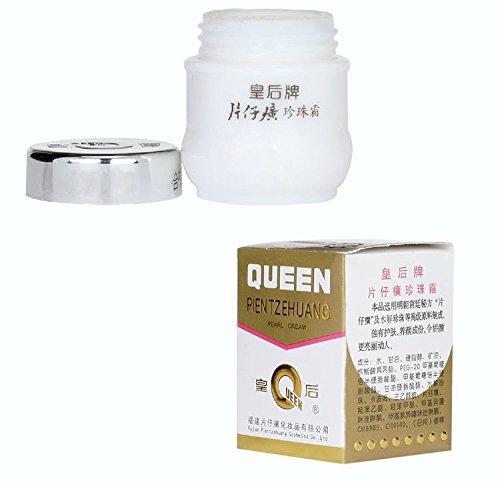 Queen Brand Pearl Cream 25g X 2 boxes