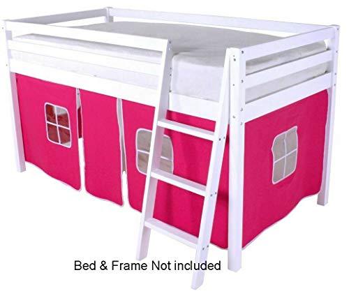HLS tienda de campaña rosa para litera de cabina Midsleeper