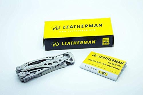 Leatherman L830920 SKELETOOL Multitool, Silber