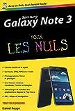 Samsung Galaxy Note 3 pour les Nuls