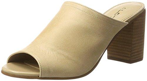 ALDO Damen Dorthy Close toe Pumps, Braun (28 Cognac), 39 EU