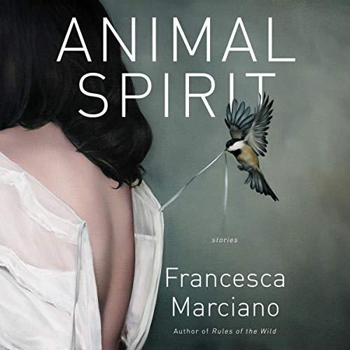Animal Spirit audiobook cover art