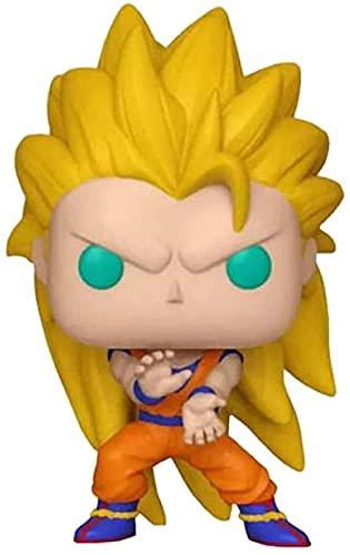 Pop Vinyl Pop! Dragon Ball Super Saiyan 3 Goku Pop Animotion Figurine Vinyl Figurine Collection