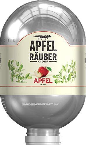 Apfel Räuber Cider, 8 l Fass
