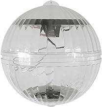 Fdrirect Luz flutuante de água alimentada por energia solar, luz flutuante para lago, bola mágica, luz de decoração de jar...