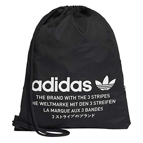 adidas DU6812 Rugzak voor volwassenen, uniseks, zwart (Negro), 36 x 24 x 45 centimeter