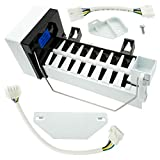 Siwdoy 5303918277 Refrigerator Ice Maker Kit With Connectors Compatible with Frigi-daire Kenmore Refrigerators Replaces 3206306 218226700