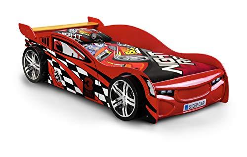 Julian Bowen Scorpion Kids Race Car Bed