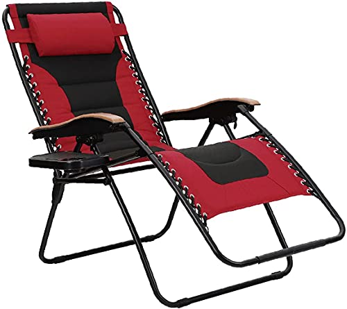 zero gravity chair with foot rest