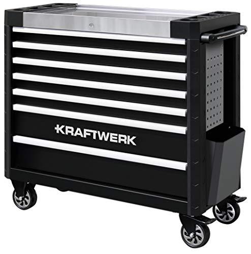 Kraftwerk 3935NG Werkstattwagen 7 Schubladen extra breit
