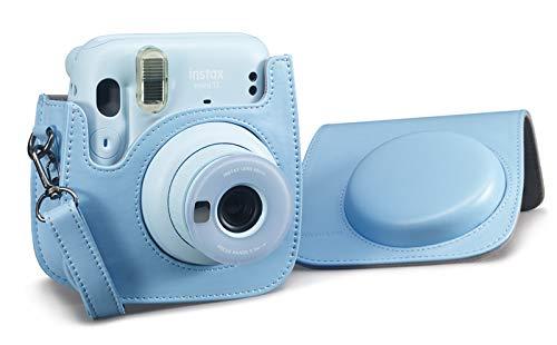 Cullmann Rio Fit 110 Kameratasche für Fuji Instax Mini 11, hellblau, 98863