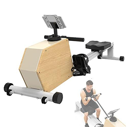Opvouwbare Roeimachine, Huishoudelijke Magnetische Weerstandsroermachine, Ultrastille Fitnessapparatuur