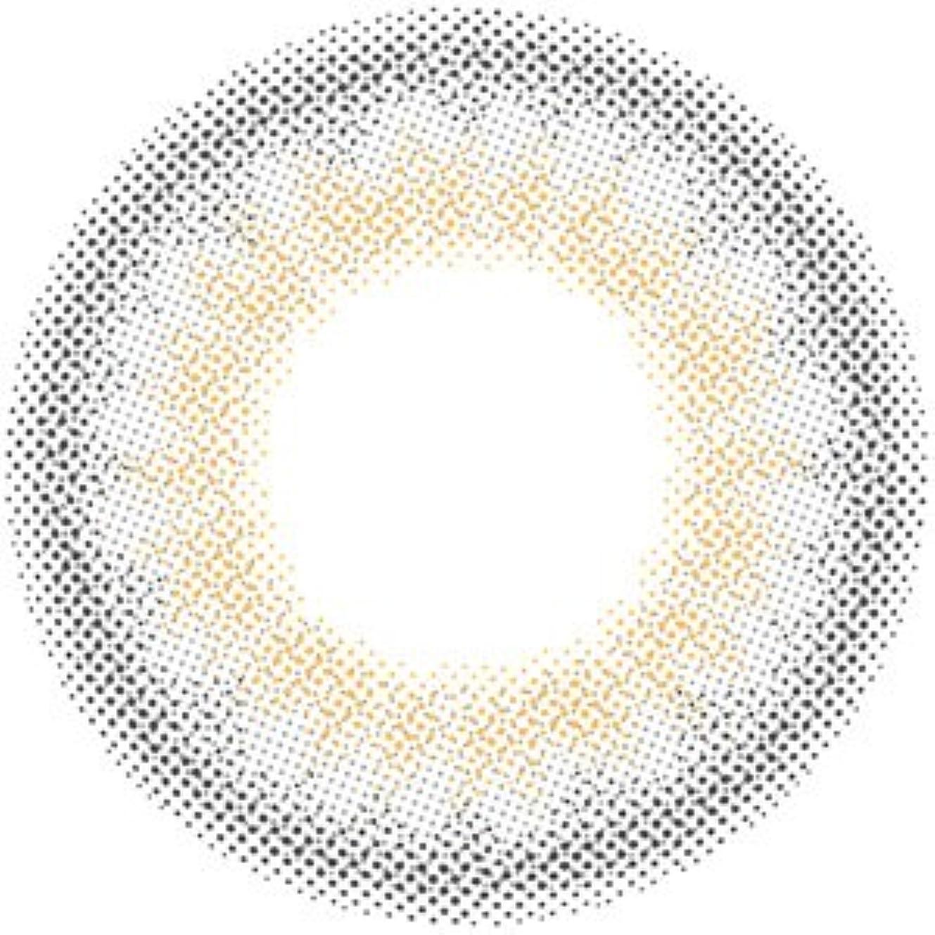 受けるゼリー冷酷なリルムーン マンスリー 2箱セット(2枚)【スキングレージュ PWR:-5.75】1ヶ月 度あり ローラ カラコン LILMOON Monthly