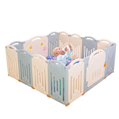 Baby Box pieghevole per bambini Centro Attività di Sicurezza...