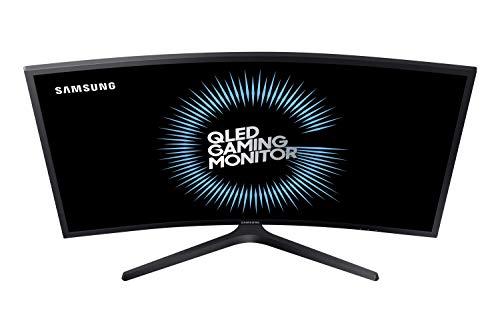 Samsung C32HG70 monitor curvo QLED