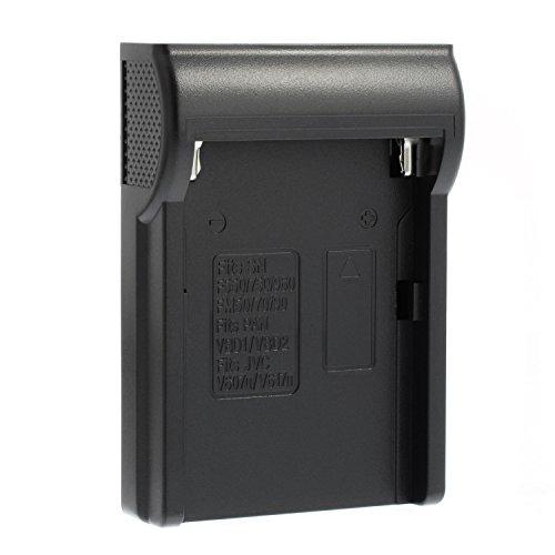 Adapter für Ladegerät Ladestation Charger Blumax Powever - NP-FM50 FM70 FM90 NP-F330 F550 F750 F960 F970 FM500H