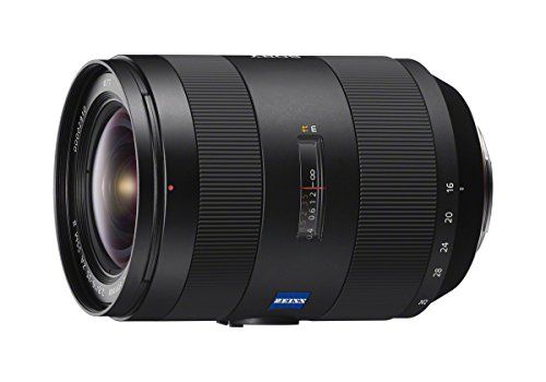 Sony 16-35mm f/2. 8-22 for sony/minolta alpha cameras wide-angle lens fixed zoom sal1635z2