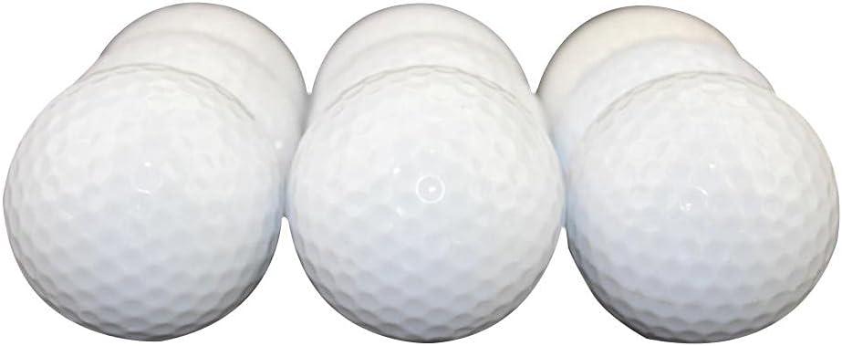 ZSQSM 6 pcs Glow shopping Excellent Dark Golf Luminous Sports Night for Balls