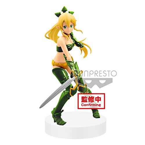 Banpresto 75530009832 Leafa Figur, Mehrfarbig