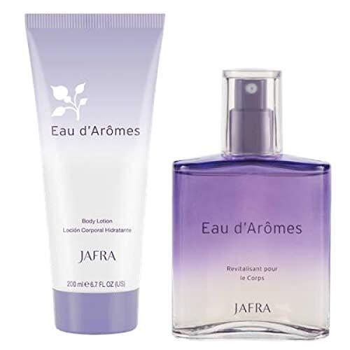 Jafra Eau d´Aromes Set Körperspray + Body Lotion