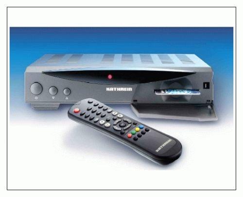 Kathrein UFD 590 Receiver Sat-TV