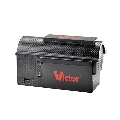 Victor Piège à souris électronique Multi-kill - Taux d'élimination maximal - Multi-capture : 10 rongeurs par réglage - Pour utilisation en intérieur  #M260