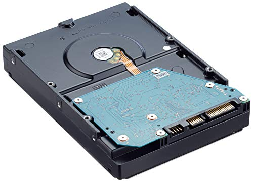 Toshiba N300 NAS Festplatte 4TB interne Festplatte (Retail) 3,5-Zoll-SATA - HDWQ140EZSTA