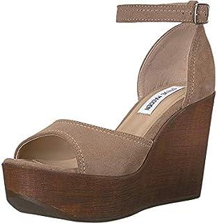 d4b31b984d3 Amazon.com: Steve Madden Women's Wedge & Platform Sandals