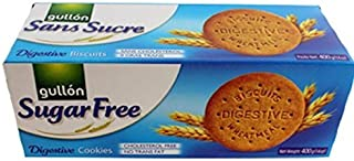 GULLON Sugar Free Digestive Cookie 400g (Pack of 4)