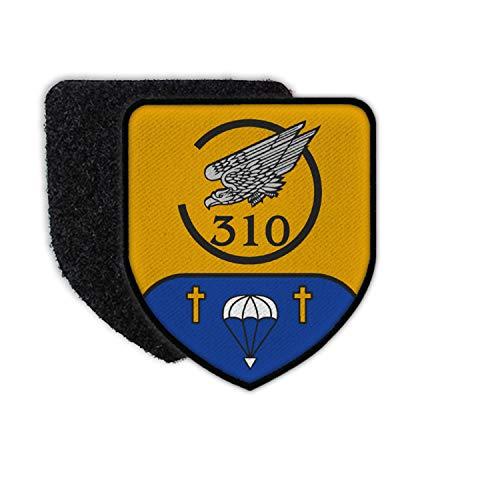 Copytec Patch LLAufklKp 310 Lüneburg Luftlandeaufklärungskompanie B&eswehr#31711