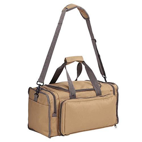 Reistas, enkele schoudertas, lichte reistas voor handbagage, vliegtuig, fitnessstudio, camping, sport, winkelen.