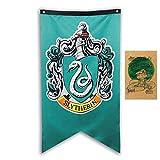 アサヒ飲料 Geburtstagsgeschenke Harry Potter Banner Gryffindor Slytherin Hufflepuff Ravenclaw Hogwarts Flagge Party Poster