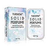 Perfume Sólido,Desodorante Natural,Desodorante,Perfume Sólido Elegante Simple Adecuado Para Hombres y Mujeres