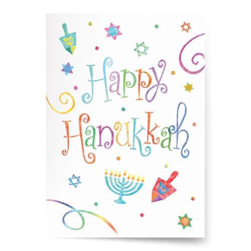 Designer greetings Hanukkah Boxed Cards (18 Count), 125-00385-000