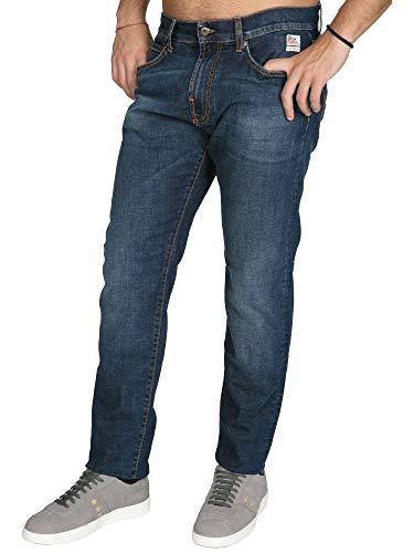 Roy Roger/'s Jeans Uomo Elias MAN Denim Elast.Nick